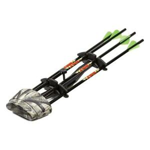 Excalibur 2029A 4-Arrow Locking Screw Crossbow Quiver - Realtree APHD