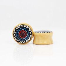 Wooden Tunnel/Plug Body Piercing Jewellery