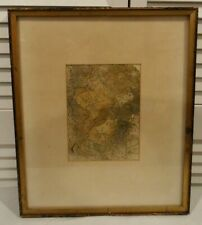Perkins Abstract Artwork dated 1962