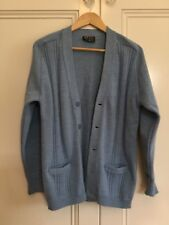 Vintage Sutex Superwash Cardigan Pure New Wool Size 14 (Vintage Size) Size 10?