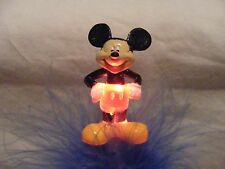 Mickey Mouse Blue Light-Up Pen – New