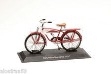 Kollektion Fahrrad 1:15 Columbia Motobike 1950 Diecast BIC051