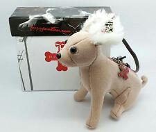FuzzyNation minitasche Chihuahua O pour tiramisu-FuzzyNation wristlet/purse