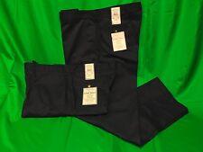 Elderwear Men's Flat Front Twill Pants (Bundle of 2) Free Shipping