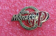 Pins SUPER MONACO GP Jeux Vidéo SEGA Rétro Gaming