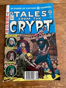 Tales From The Crypt #1 September 1991 EC Comic Terror j