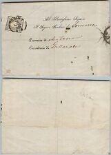 LOMBARDO VENETO-2c(20)-Plico di lettera Torino->Somma 21.5.1862