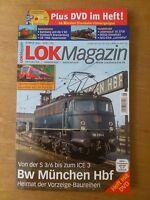 LOKMagazin, Mai 2015. mit DVD