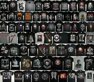 The Walking Dead Daryl Dixon Rick Grimes Abraham Morgan Ezekiel Negan T-Shirt