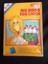 Jeu ATARI Big Bird's egg catch Neuf