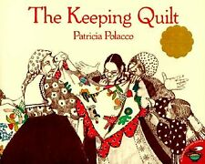 B002VJYIBA The Keeping Quilt [Paperback]