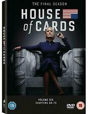 House of Cards: Season 6 (Dvd, 2019)