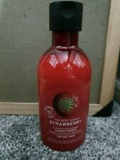 Strawberry Clearly Glossing Conditioner 250ml - body shop