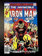 IRON MAN 96 (Marvel 3/77 9.0 non-CGC) NR! 1st GUARDSMAN! ULTIMO! JASPER SITWELL!