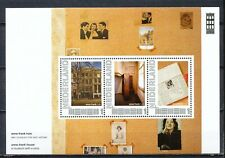 PERSOONLIJKE POSTZEGELS - ANNE FRANK HUIS - A HOUSE WITH A HISTORY        PP75l