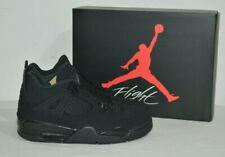 Nike Air Jordan 4 Retro (GS) Black Cat 2020 Sneakers Size UK 4 EU 36.5