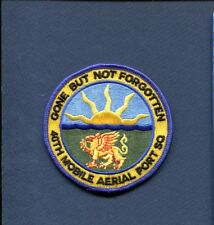40th MAPS MOBILE AERIAL PORT SQUADRON  USAF Patch