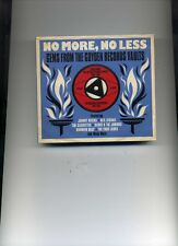 NO MORE, NO LESS - GEMS FROM THE GUYDEN RECORDS VAULTS - CHARTS - 2 CDS - NEW!!