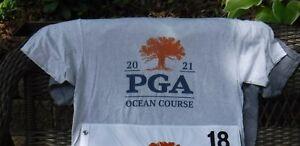 PGA Championship 2021 - Kiawah island The Ocean Course Tee Shirt Imperial White