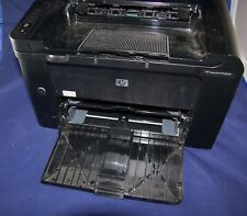 HP LaserJet Professional P1606dn; toner & cables included