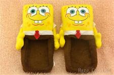 sponge bob slippers Figure cartoon plush slipper 11inch SPONGEBOB Squarepants