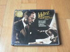 Heifetz Chamber Music Collection I vol. 9 - Mozart, Grieg, Sinding, Handel - 2CD