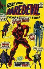 Daredevil # 27 April 1967   Marvel Comics