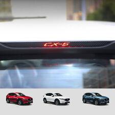 Carbon Fiber Style 3. Bremsleuchte Bremslicht Sticker für Mazda CX-5 KF ab 2017