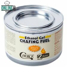 72 Ct Pack Catering Buffet Party Restaurant Chafing Dish Ethanol Gel Can Fuel