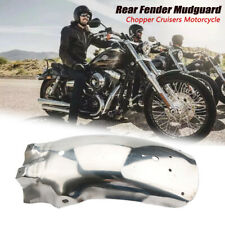 Motorcycle Rear Metal Fender Mudguard for Honda Yamaha Harley Chopper Cruiser