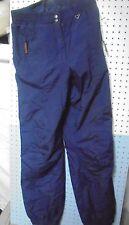 OBERMEYER Blue Women's Ladies Thermolite Waterproof Snow Ski Pants