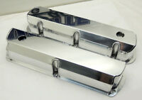 1962-85 FORD SMALL BLOCK 289-302-351W-5.0L FABRICATED ALUMINUM VALVE COVERS 6517