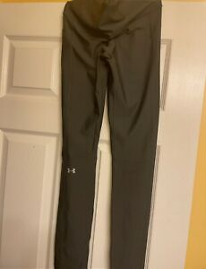 Women's  Under Armour High Waisted Legging Size:  Medium      Color:  Green