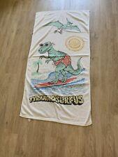 Vintage Tyrannosurfus beach Towel