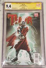 Thor #5 J. Scott Campbell Variant CGC 9.4 SS 1st Lady Loki Disney+