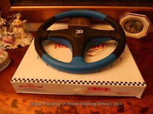 Bugatti  EB 110 V Leather Steering Wheel  ORIGINAL Nardi  Personal New Old Stock