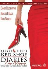 Red Shoe Diaries Movie 0738329121426 With David Duchovny DVD Region 1
