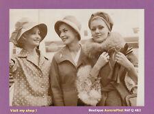 PHOTO PRESSE 1960 : MODE, COIFFURE, AMBASSADRICES FRANÇAISES EN AUSTRALIE -Q482