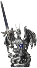 George S Chen Imports SSG71329 Dragon Collection With Sword Collectible