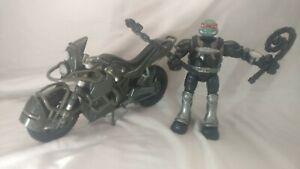🤖 TMNT:Teenage mutant ninja turtles nightwatcher Raphael bike cgi movie 2007