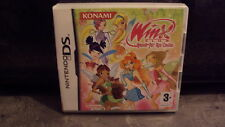 NINTENDO - Jeu DS: WINX CLUB - quest for the codex - complet