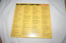 LP : The Chappell Story Part 1 - 2 records - Demo 244 tracks