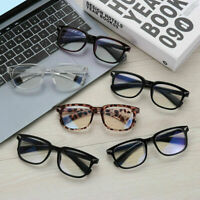 Gaming Glasses Computer Anti Fatigue Blue Light Blocking UV Protection Filter FT