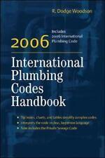 2006 International Plumbing Codes Handbook Woodson, R. Dodge Good
