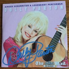 DOLLY PARTON - MAIL ON SUNDAY PROMO MUSIC CD