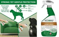 Best Flea Tick and Mosquito Control Spray For Dogs And Home Pest Control 32 oz