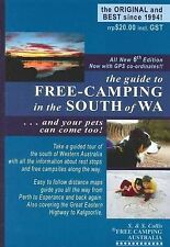Free Camping in the South of Western Australia Book New 6th Edition