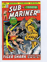 Sub-Mariner #45 Marvel 1972