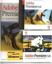 Adobe Premiere 6.0 per Windows mwstrechnung tedesco