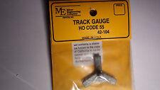 Micro- Engineering #42-104 TRACK GAUGE CODE 55